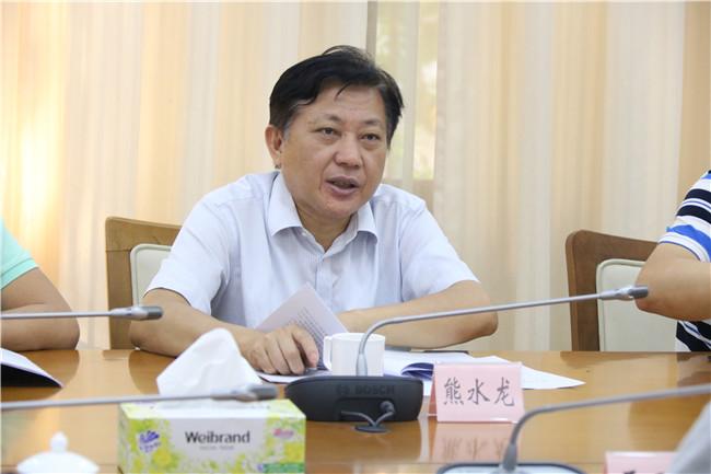 2.民革广东省委会副主委熊水龙发言.jpg